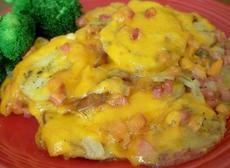 Chef-Boy-I-Be Illinois' Scalloped Potatoes and Ham
