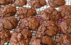 Carol's Brownie Drops (Chocolate Cookies)