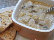 Vegan Clam-Free Chowder