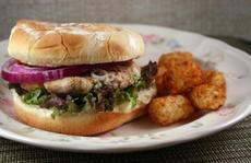 Boston Turkey Burger