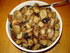 Aussie Eastern-Styled Potatoes
