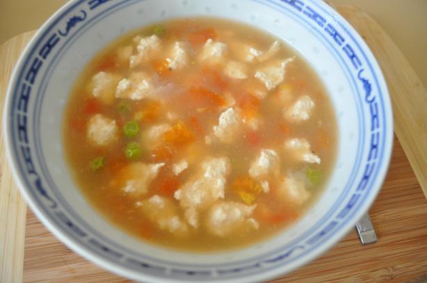 Three Pearls Soup