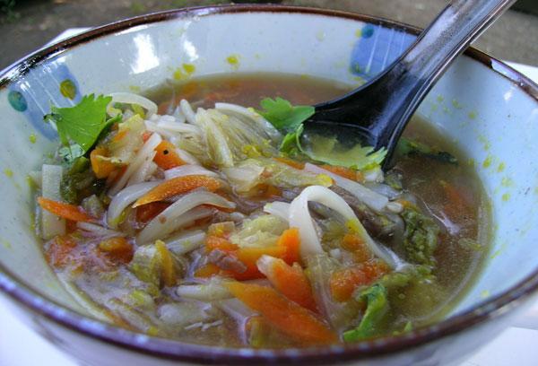 Pork Ginger Udon Soup Made Simple