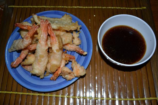 Japanese Basic Tempura Sauce