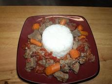 Vietnamese Beef Stew (Bo' Kho)