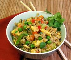 Chicken Fried Rice - OAMC