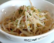 Korean Bean Sprouts