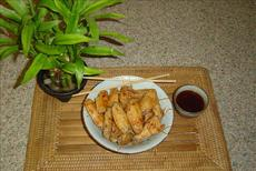 Chicken Wings With Thai Sweet & Hot Chili Glaze
