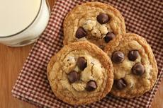 Gluten Free Awesome Chocolate Chip Cookies