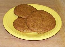Chickpea Flour Chocolate Chip Cookies (Gluten-Free)