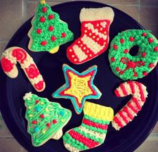 Awesome Sour Cream Sugar Cookies With Homemade Icing