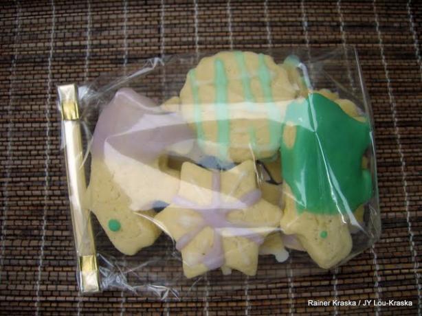 Grandma's Christmas Sugar Cutout Cookies