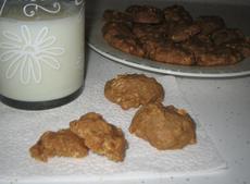 Apple Cinnamon Granola Cookies