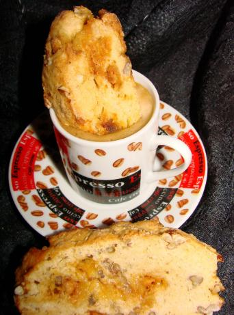 Butter Pecan Biscotti