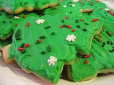 Kittencal's Buttery Cut-Out Sugar Cookies W/ Icing That Hardens