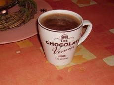 Pumpkin Pie Hot Chocolate Drink