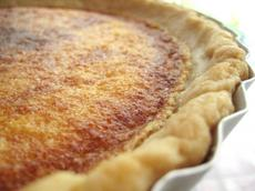Buttermilk Pie - from Porch Pies - Pies to the Stars