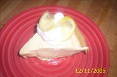 Lemon Ice Box Pie