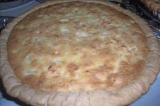 Hawaiian Chess Pie