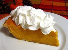 Pumpkin Pie (Paula Deen)