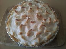 Mama's Lemon Icebox Pie