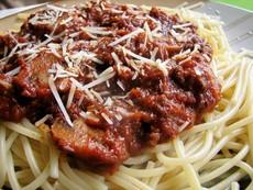 Linda's Meaty Spaghetti Sauce