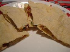 Jalapeno Popper Quesadillas
