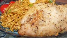 Quick & Easy Garlic Chicken With Parmesan