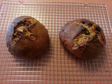 Walnut Honey or Maple Bread