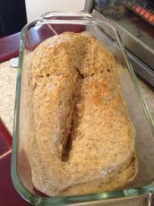 Fresh Milled Wheat/Rye Bread