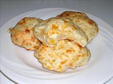 Three Cheese Garlic Biscuits