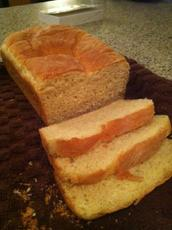 Mom's Delicious Homemade Bread