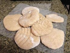 Whole Wheat Pita Bread for Bread Machine