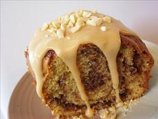 Choco-Peanut Butter Swirl Cake