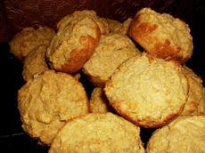 Yellow Squash Cornbread Muffins