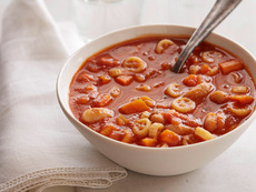Quick and Spicy Tomato Soup