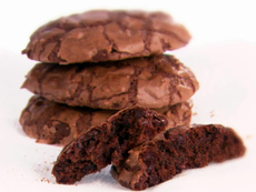 Double Chocolate and Espresso Cookies