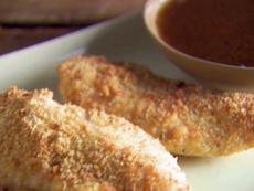 Crunchy Parmesan Chicken Tenders