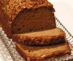 Honey Almond Crunch Cake