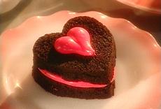 Chocolate Heart Throbs