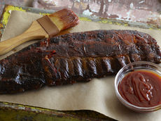 The Ultimate Barbecued Ribs