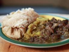 Trinidadian Curry Goat