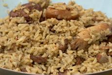 Cajun Chicken and Sausage Jambalaya
