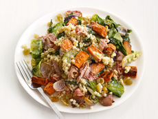 Roast Beef and Couscous Salad