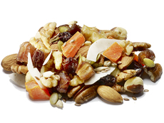 Nut-and-Seed Mix With Papaya