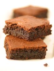 Made-Over Deep Dish Brownies