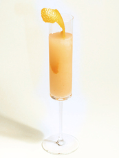 Lychee Lillet Cocktails