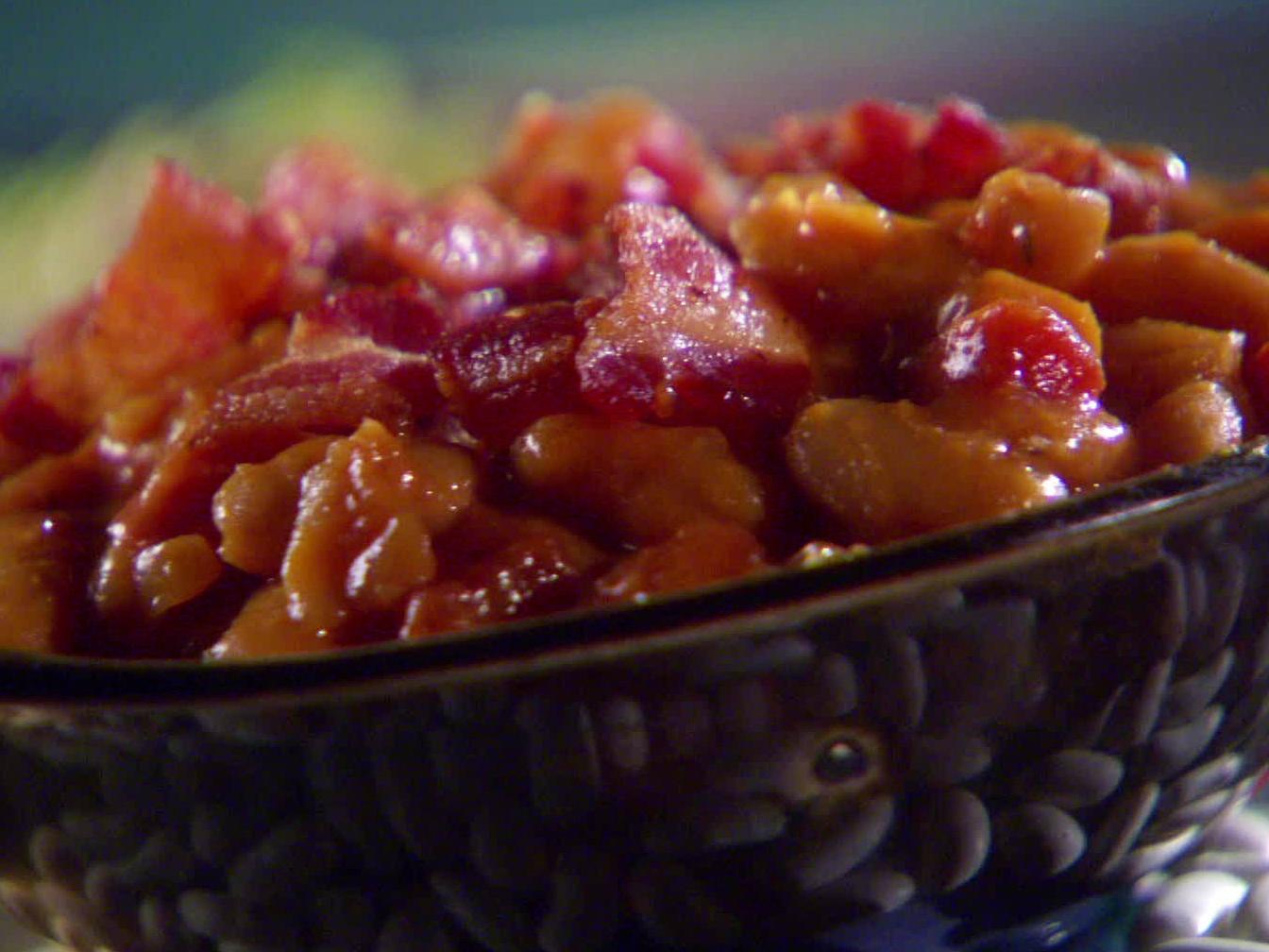 Sunny's Easy Baked Beans