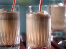 Chocolate Chai Milkshake