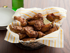 Caribbean Chicken Wings